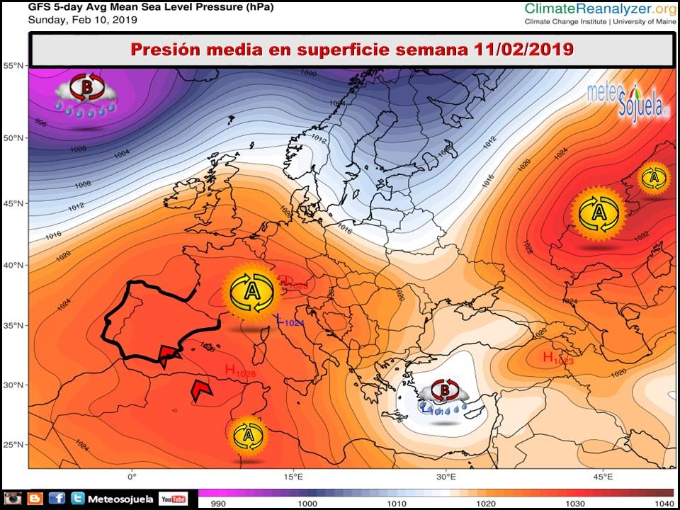 'Anticiclonazo' en La Rioja: semana estable y con buen tiempo 2
