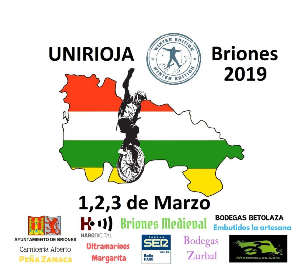 Briones, capital del monociclo este fin de semana 1