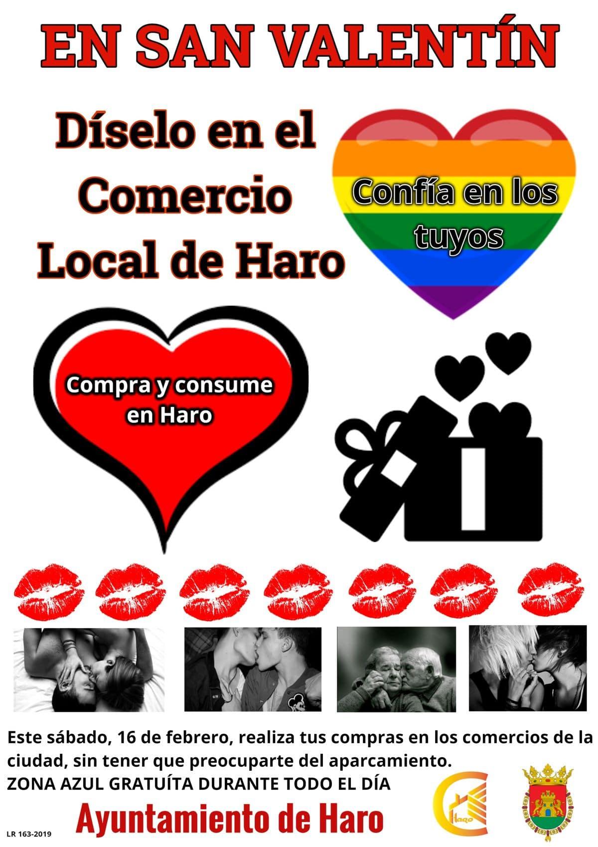 Campaña de apoyo al Comercio Local de Haro desde el Ayuntamiento 1