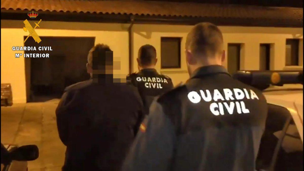Detienen en Tricio a un preso huido de la cárcel de Logroño durante un permiso penitenciario 1