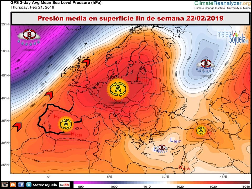 Días primaverales y temperaturas con valores por encima de lo habitual 4