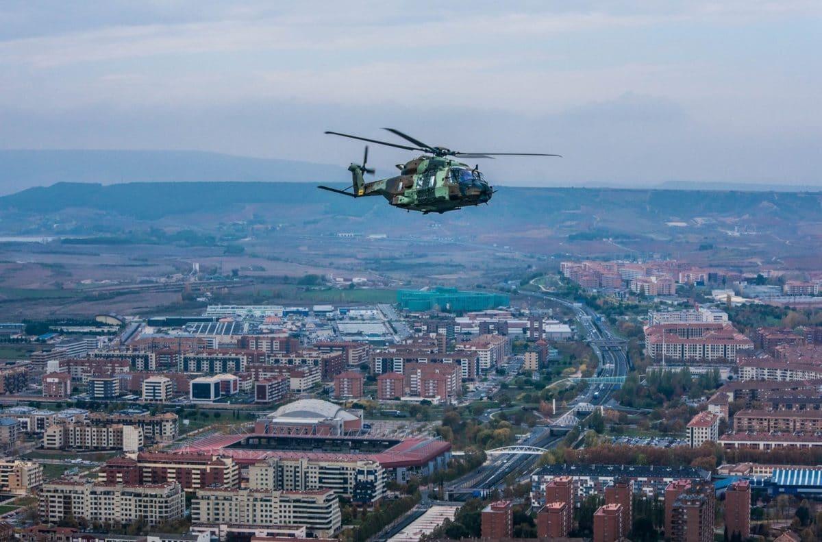 Helicóptero NH-90