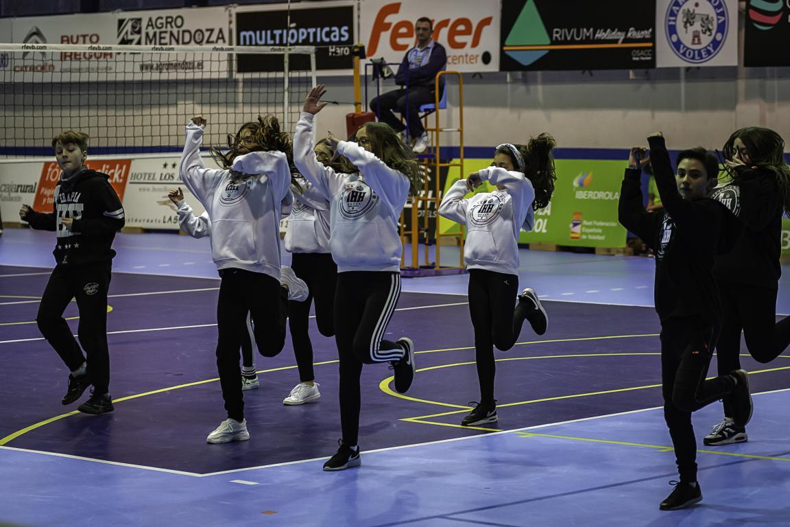 El OSACC Haro cae en El Ferial ante un solvente Madrid Chamberí 3