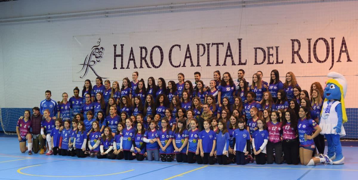 El OSACC Haro cae en El Ferial ante un solvente Madrid Chamberí 7