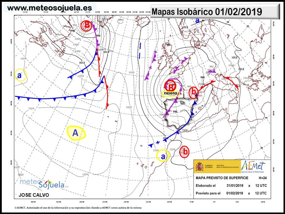 'Helena' deja un temporal de invierno en toda regla en La Rioja 3