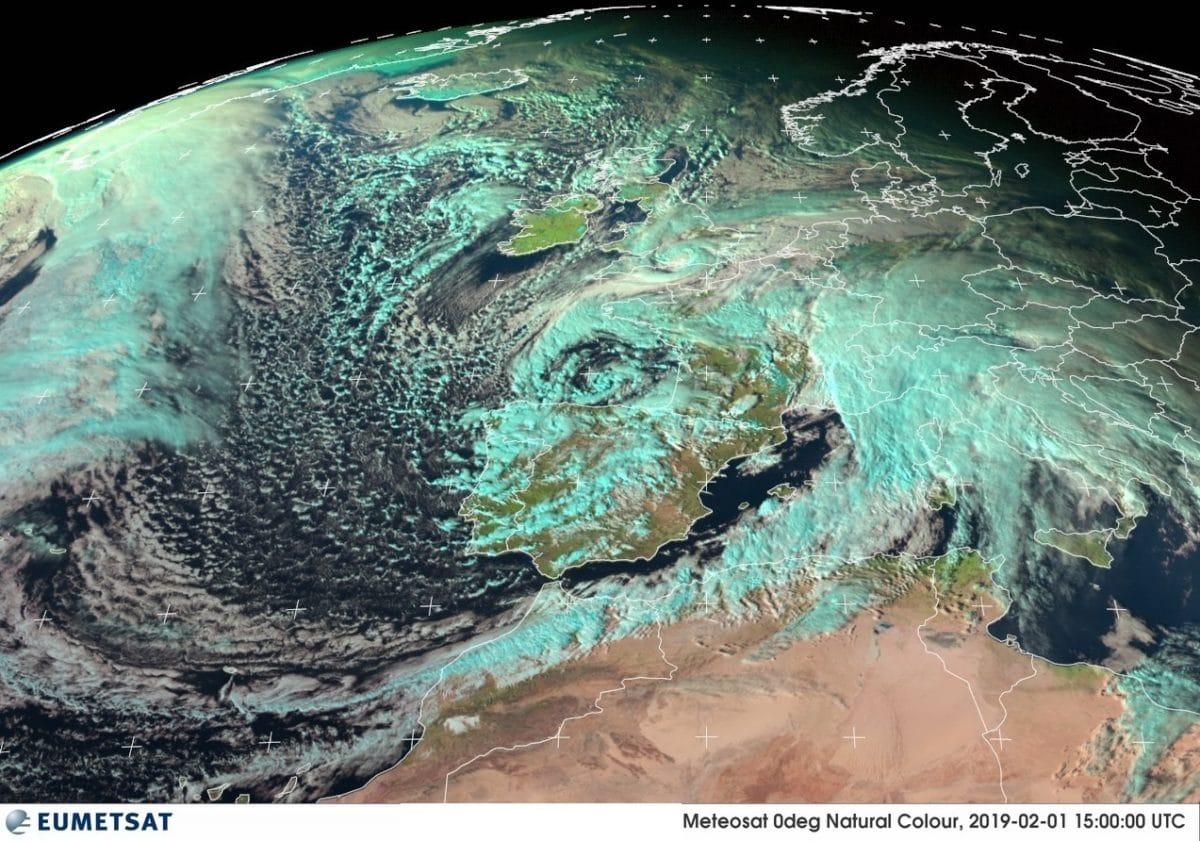 'Helena' deja un temporal de invierno en toda regla en La Rioja 4