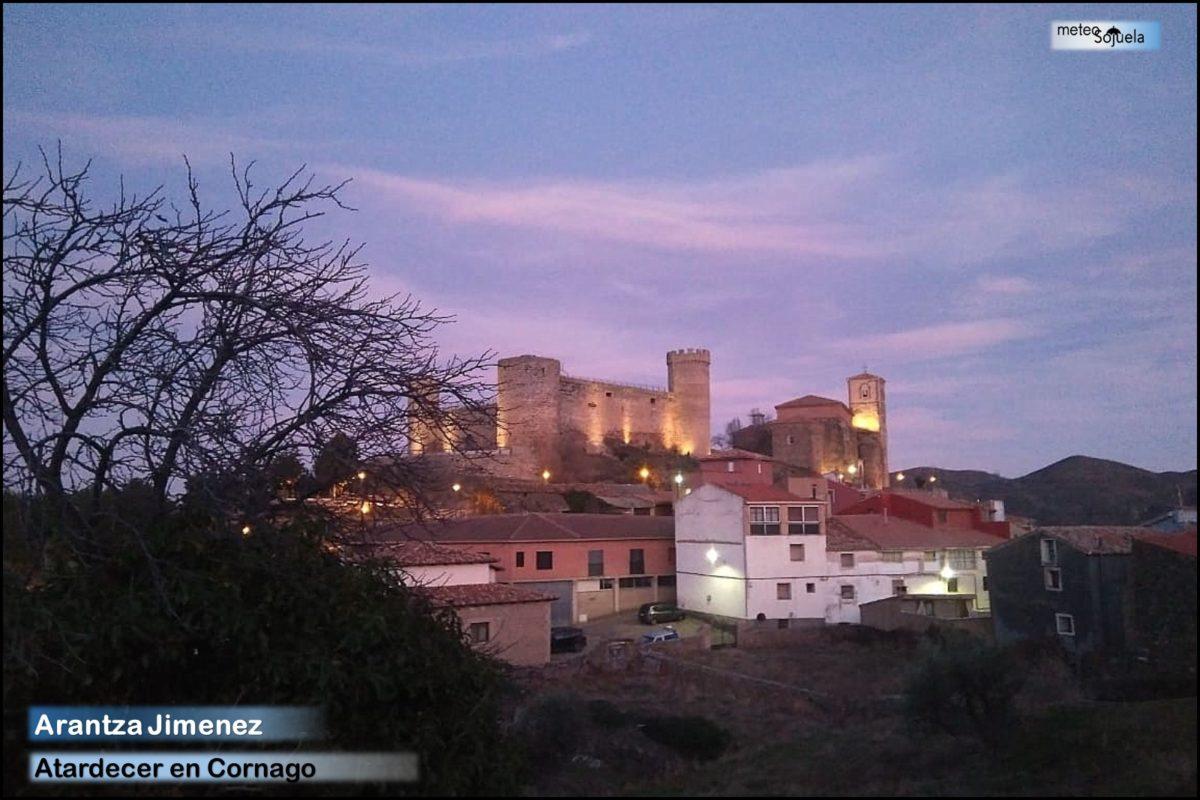 'Helena' deja un temporal de invierno en toda regla en La Rioja 5