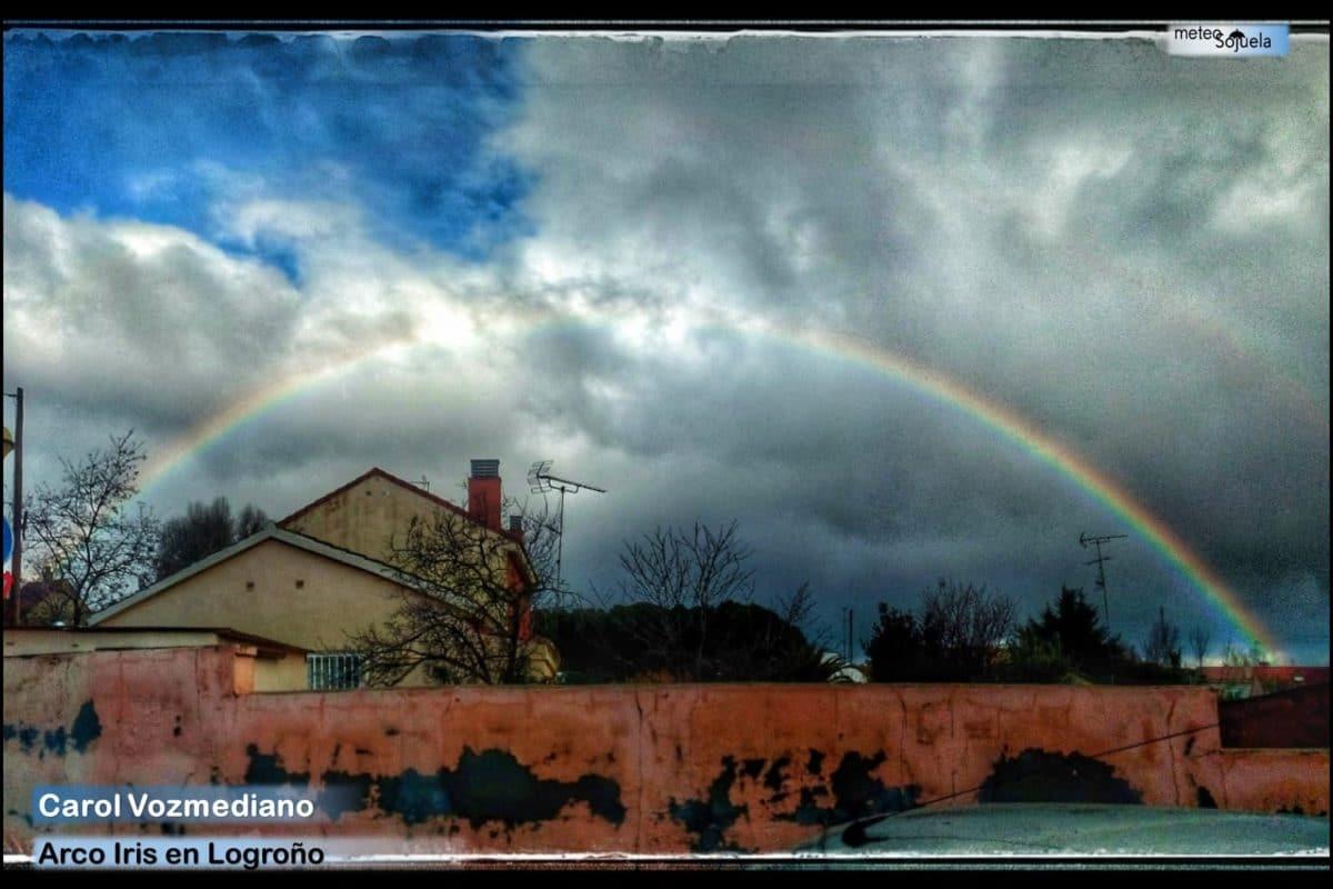 'Helena' deja un temporal de invierno en toda regla en La Rioja 6