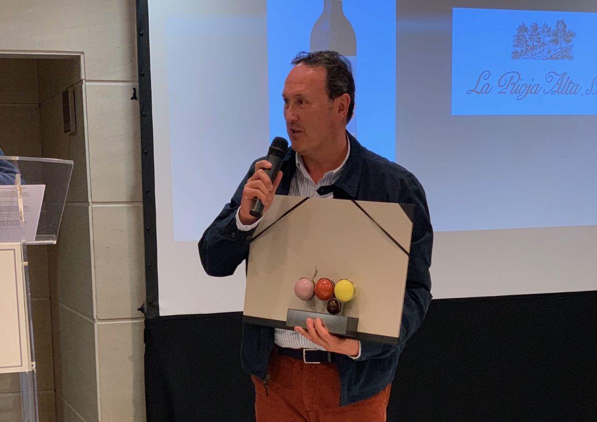 La Rioja Alta recoge el Premio Verema al mejor tinto español del año 2018 1