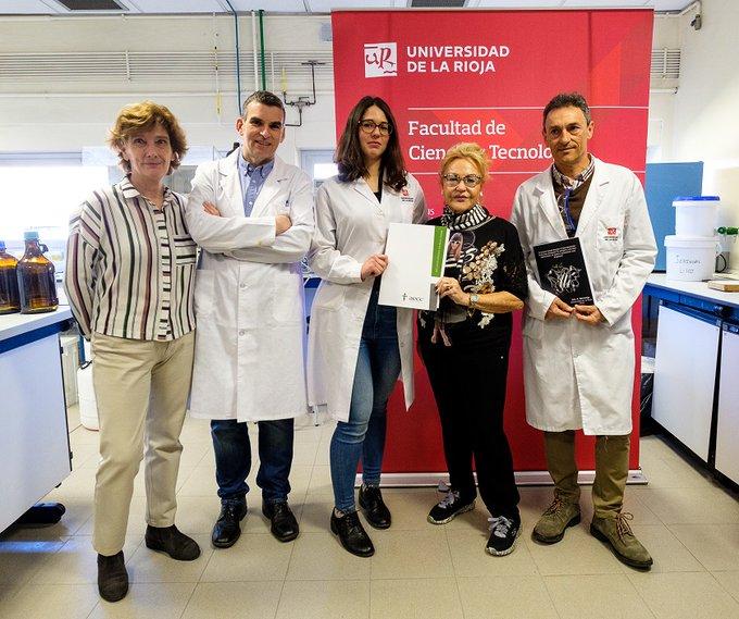 La UR desarrolla una vacuna terapéutica capaz de provocar respuesta inmune contra el cáncer en ratones 1