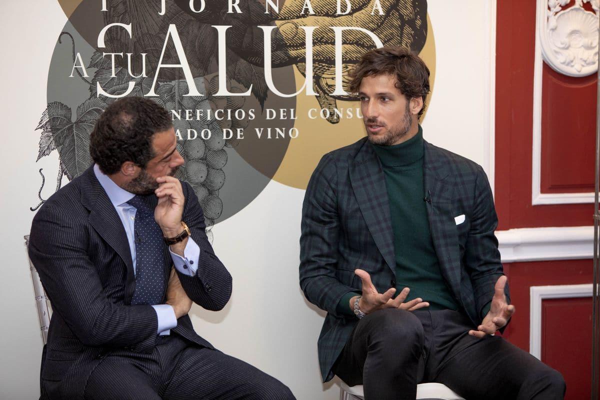 """Laura Muga destaca los """"increíbles beneficios"""" de la uva para la piel en una jornada en Marqués de Murrieta 1"""