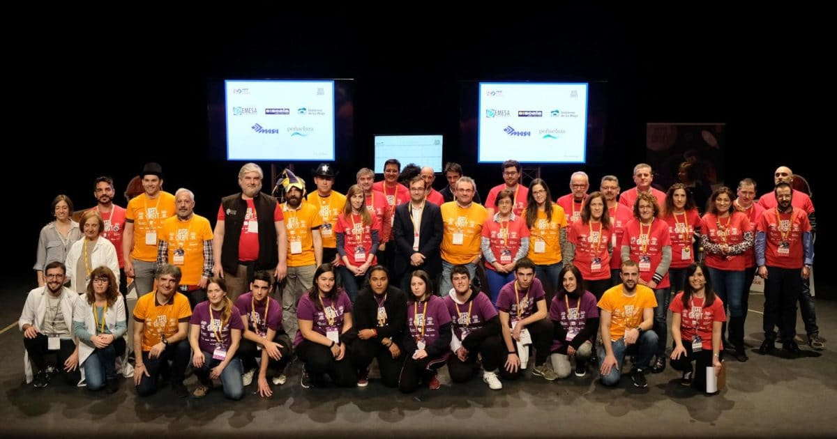 Menesianos de Santo Domingo y San Prudencio, ganadores de la First Lego League 26