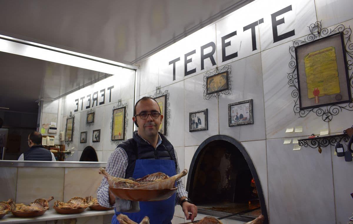 Restaurante Terete celebra las VII Jornadas Gastronómicas del Cordero Chamarito 2