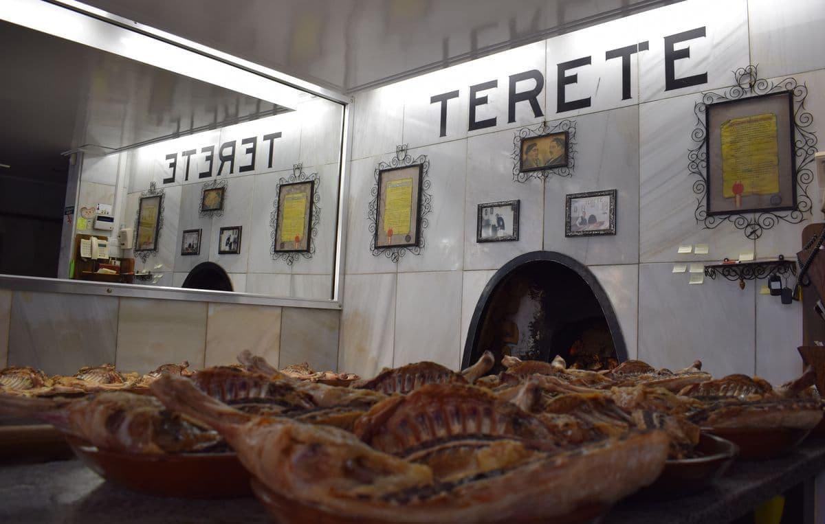 Restaurante Terete celebra las VII Jornadas Gastronómicas del Cordero Chamarito 3