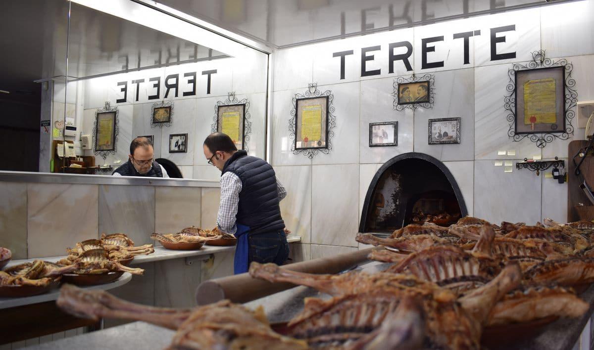 Restaurante Terete celebra las VII Jornadas Gastronómicas del Cordero Chamarito 1