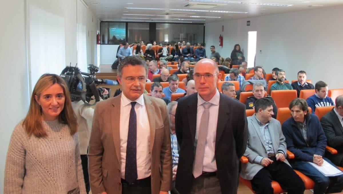 SOS Rioja celebra el Día Europeo del 112 con una jornada sobre el nuevo plan ante inundaciones 2