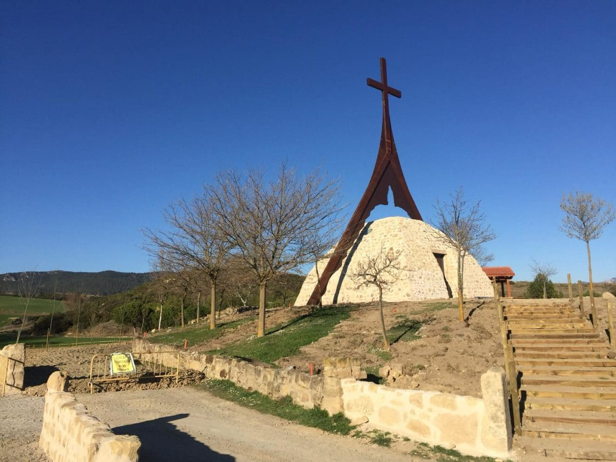 Así luce la nueva ermita de la Esclavitud en Cihuri 2
