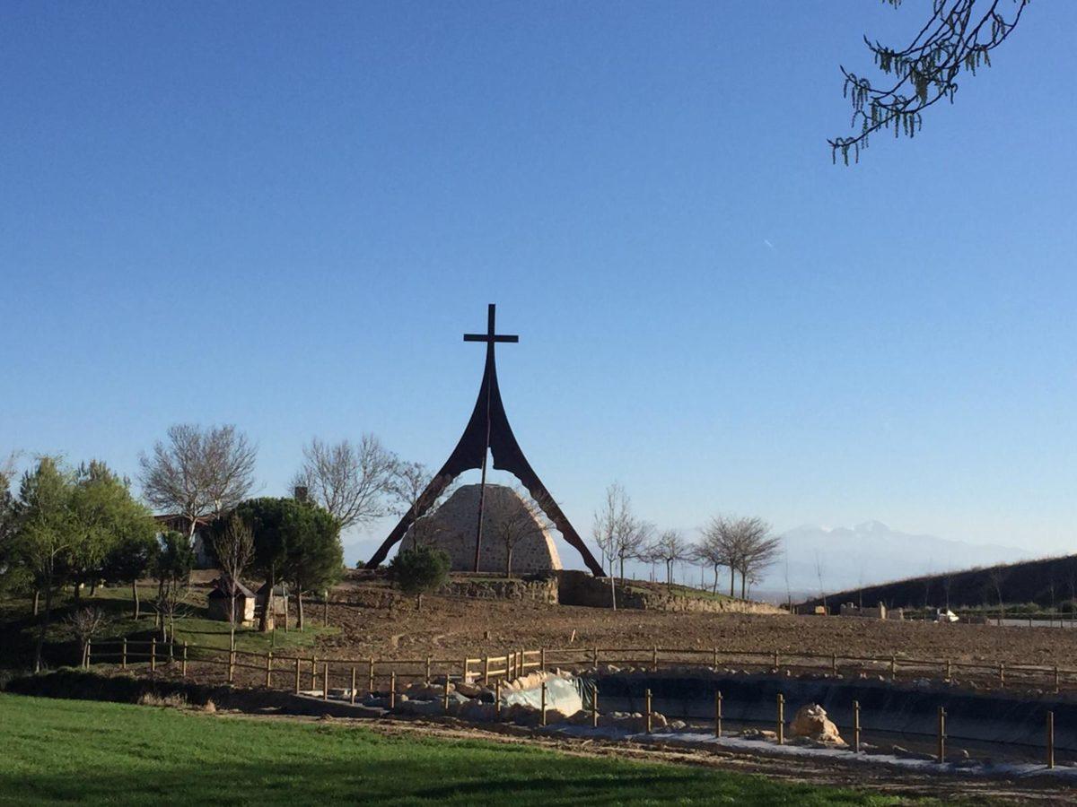 Así luce la nueva ermita de la Esclavitud en Cihuri 3