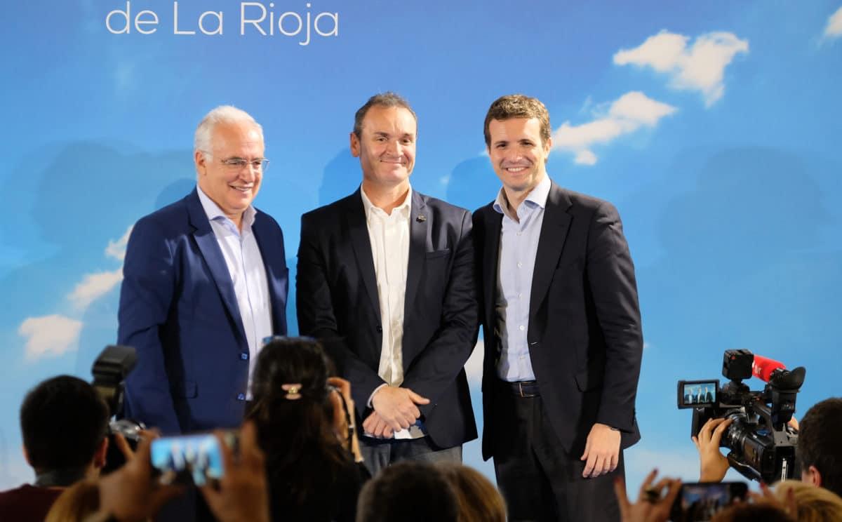 Casado en la puesta de largo de los candidatos populares a las cabeceras de comarca 10
