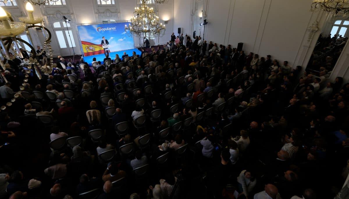 Casado en la puesta de largo de los candidatos populares a las cabeceras de comarca 13