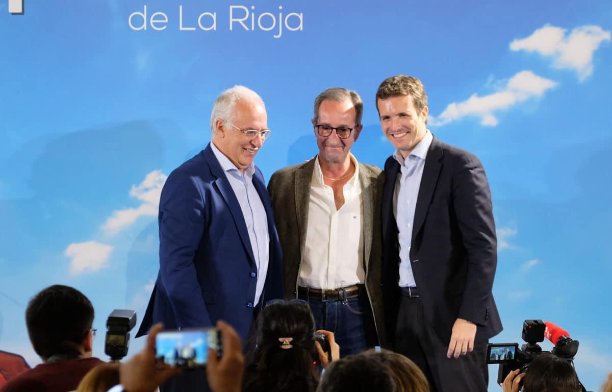 Casado en la puesta de largo de los candidatos populares a las cabeceras de comarca 2