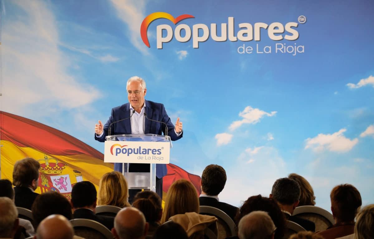 Casado en la puesta de largo de los candidatos populares a las cabeceras de comarca 5