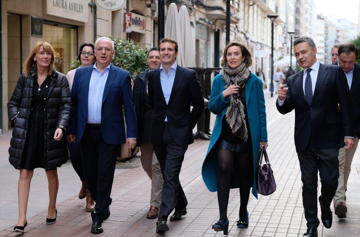 Casado en la puesta de largo de los candidatos populares a las cabeceras de comarca 6