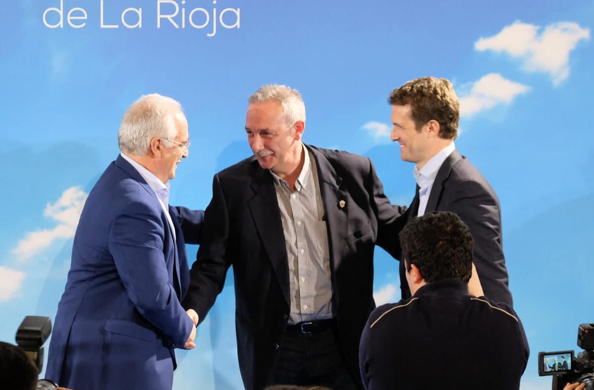 Casado en la puesta de largo de los candidatos populares a las cabeceras de comarca 9