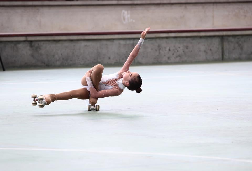 Casalarreina acoge este sábado la I Wimpi Cup de patinaje artístico sobre ruedas 1