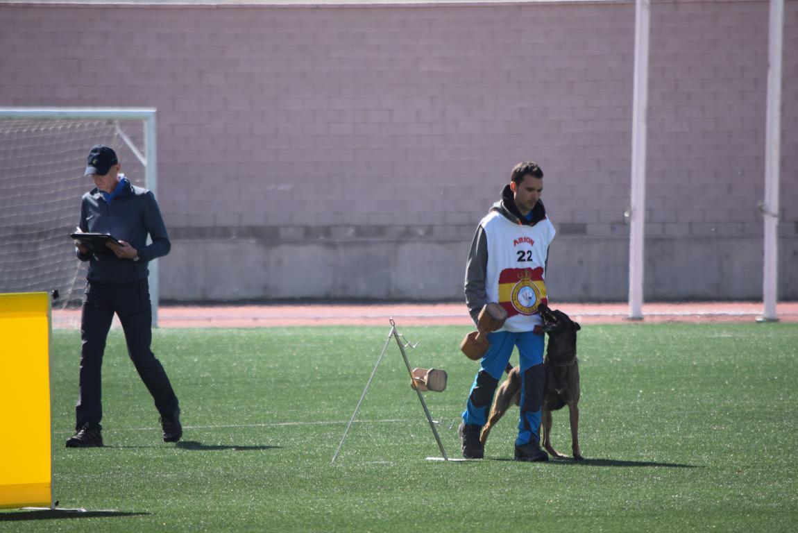 Ceo de Ydre y su guía Xerach García, campeones en Haro de la Copa de España 2
