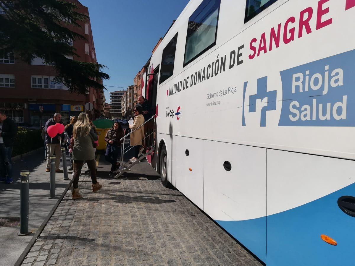 El alumnado del Colegio San Felices se vuelca en la campaña 'Dona sangre, regala vida' 1