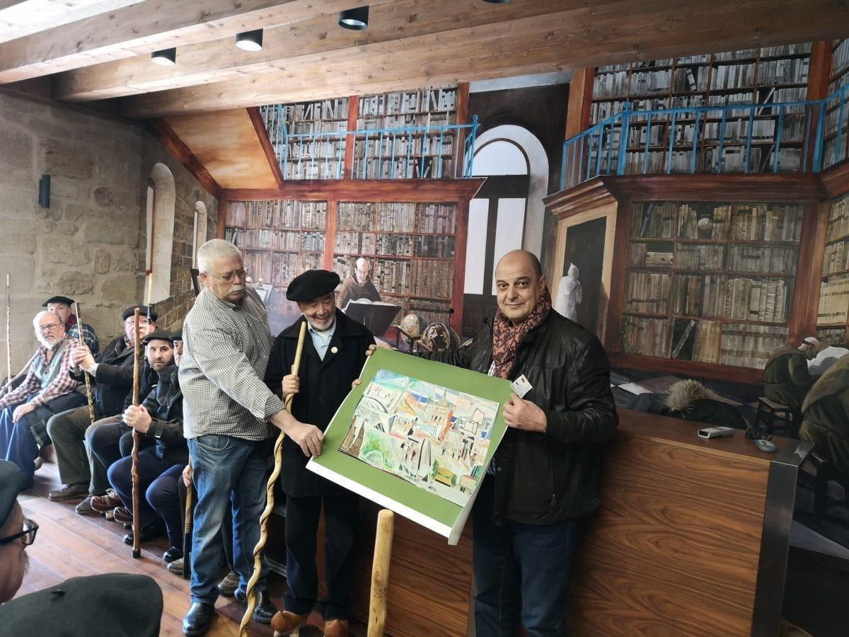 El Coro Ronda Besaya de Torrelavega visitó Haro este sábado 3