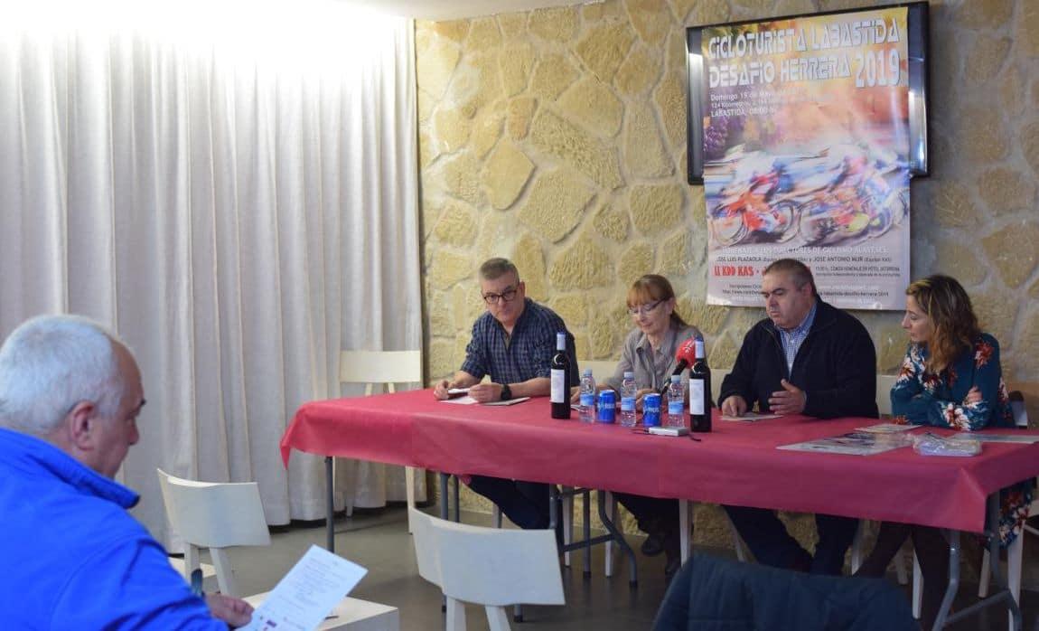 El Desafío Herrera 2019 homenajeará a José Luis Plazaola y José Antonio Mur 2