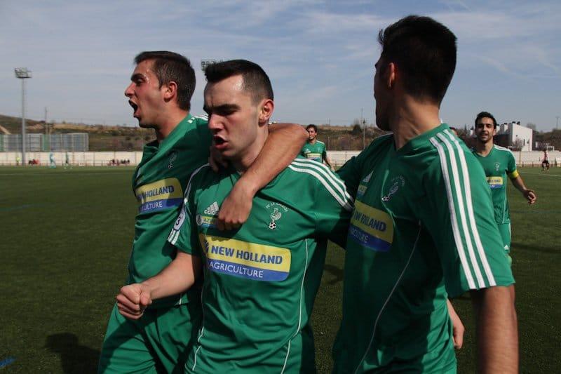 El Haro visita a la SD Logroñés en el partido de la jornada 1