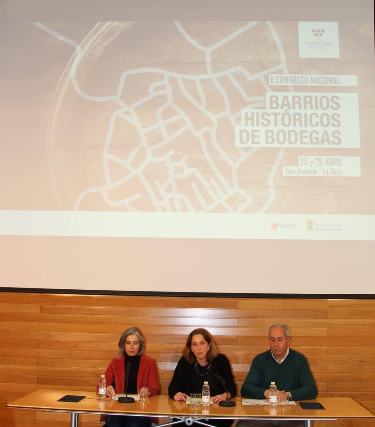El II Congreso de Barrios Históricos de Bodegas busca consolidarse a nivel nacional 1