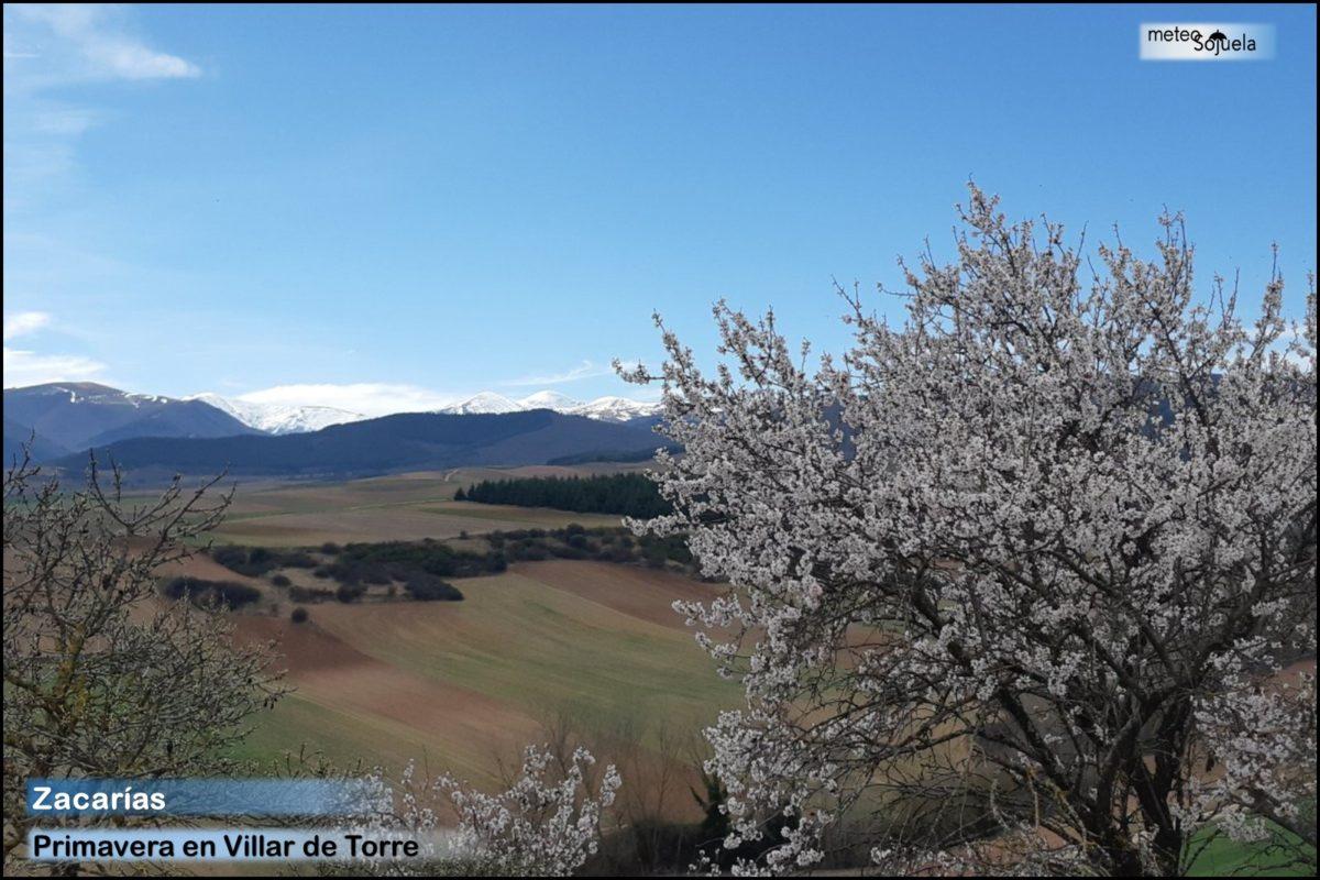 El invierno hace acto de presencia antes de despedirse: frío y nieve 8