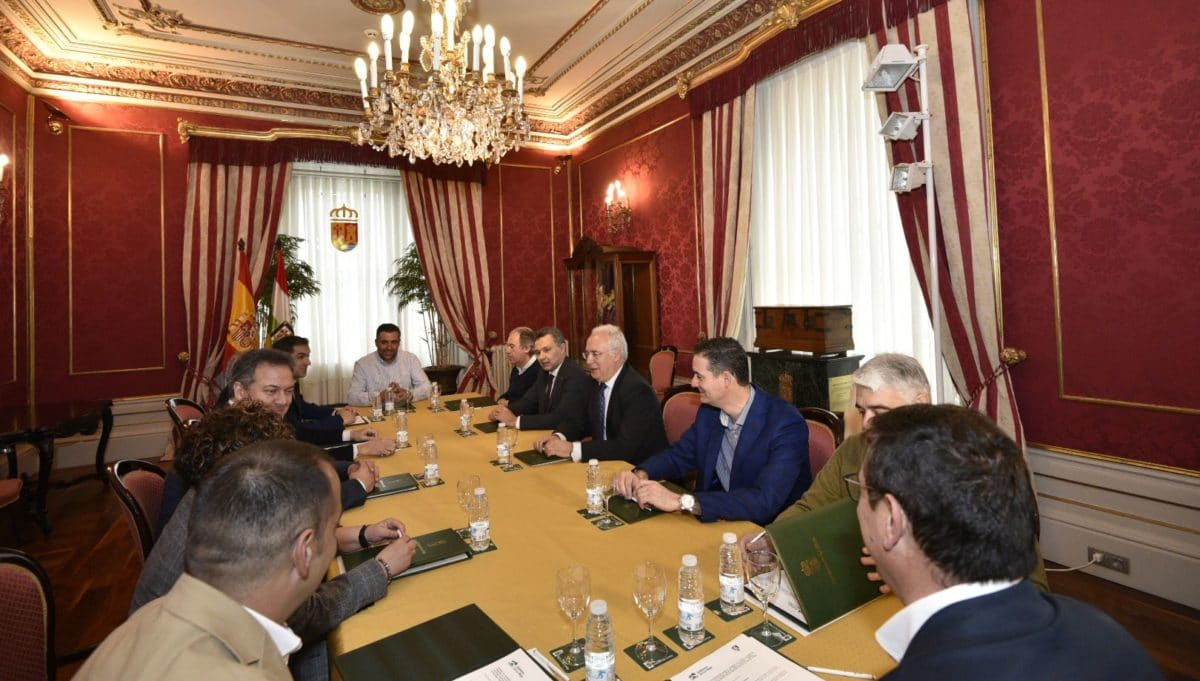 El OSACC Haro Rioja Voley recibirá 105.000 euros gracias al convenio de colaboración con el Gobierno riojano 1
