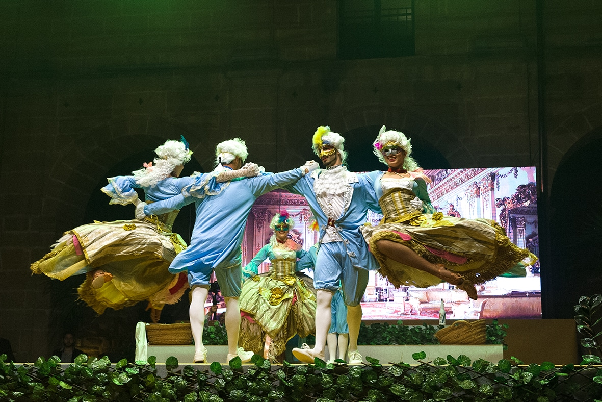 El Siglo de las Luces alumbra una nueva edición del Carnaval del Vino de Haro 24