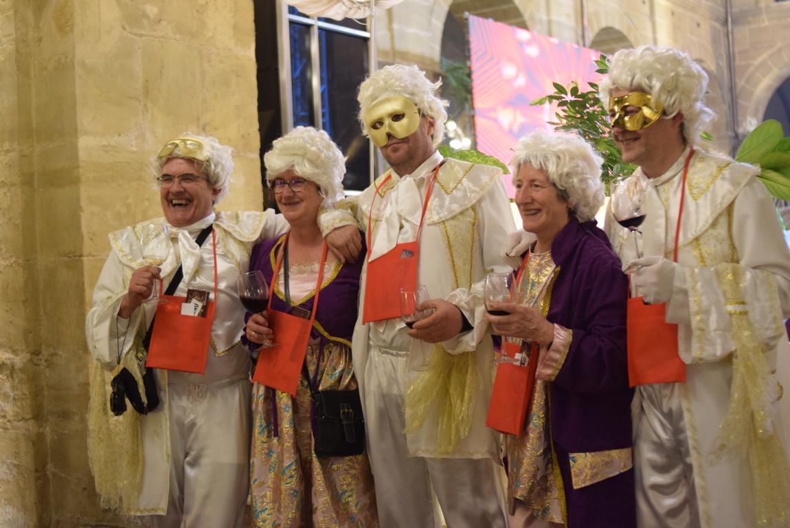 El Siglo de las Luces alumbra una nueva edición del Carnaval del Vino de Haro 4