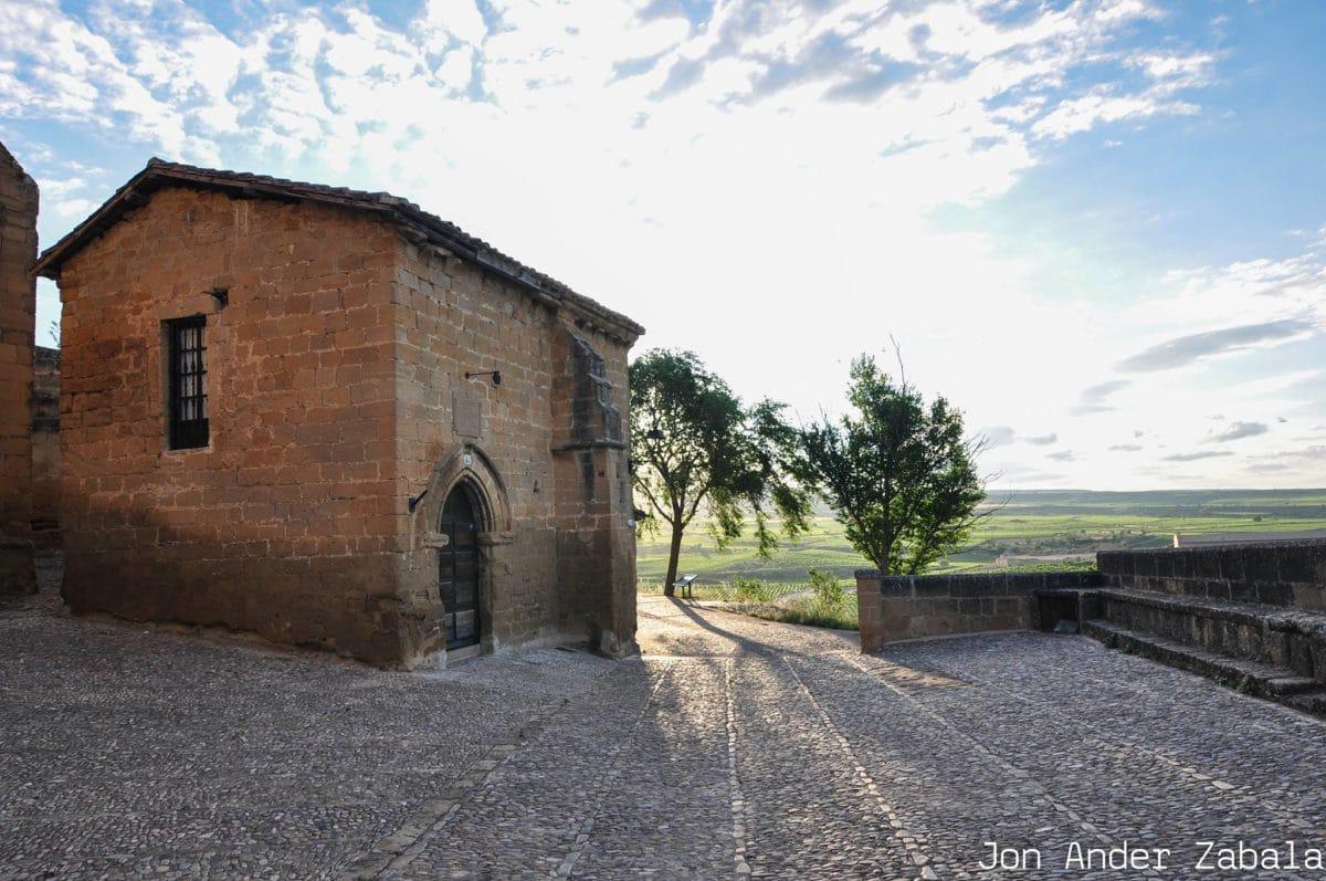 Fomento y Cultura financiarán dos proyectos de patrimonio histórico en La Rioja Alta 1
