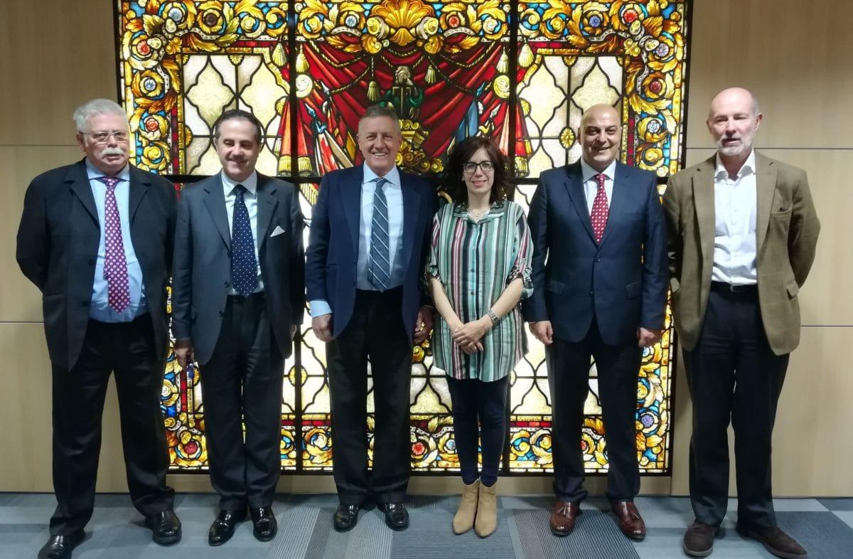 Haro busca en Bilbao apoyos para su candidatura a Ciudad Europea del Vino 1