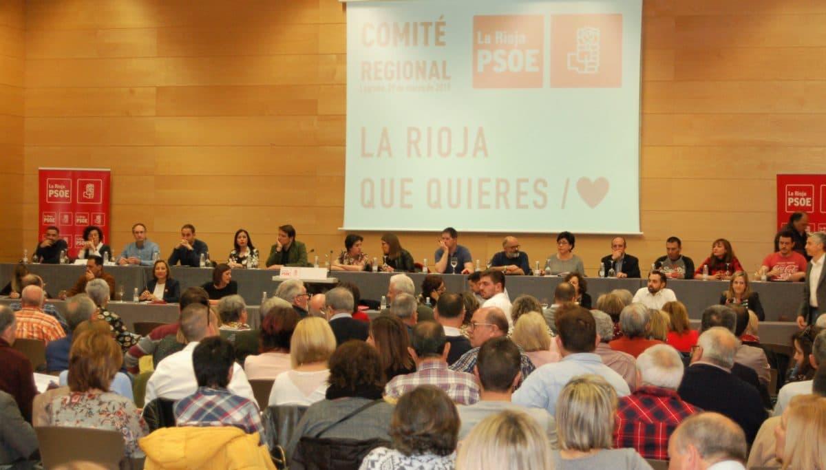 Juan Cuatrecasas, número dos al Congreso por el PSOE de La Rioja 1