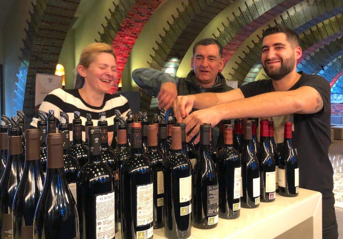 La cocina de La Vieja Bodega y los vinos de Sierra Cantabria vuelven a fundirse en ProWein 10