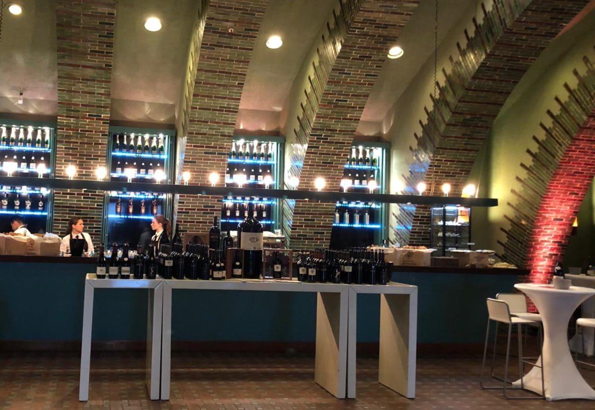 La cocina de La Vieja Bodega y los vinos de Sierra Cantabria vuelven a fundirse en ProWein 3