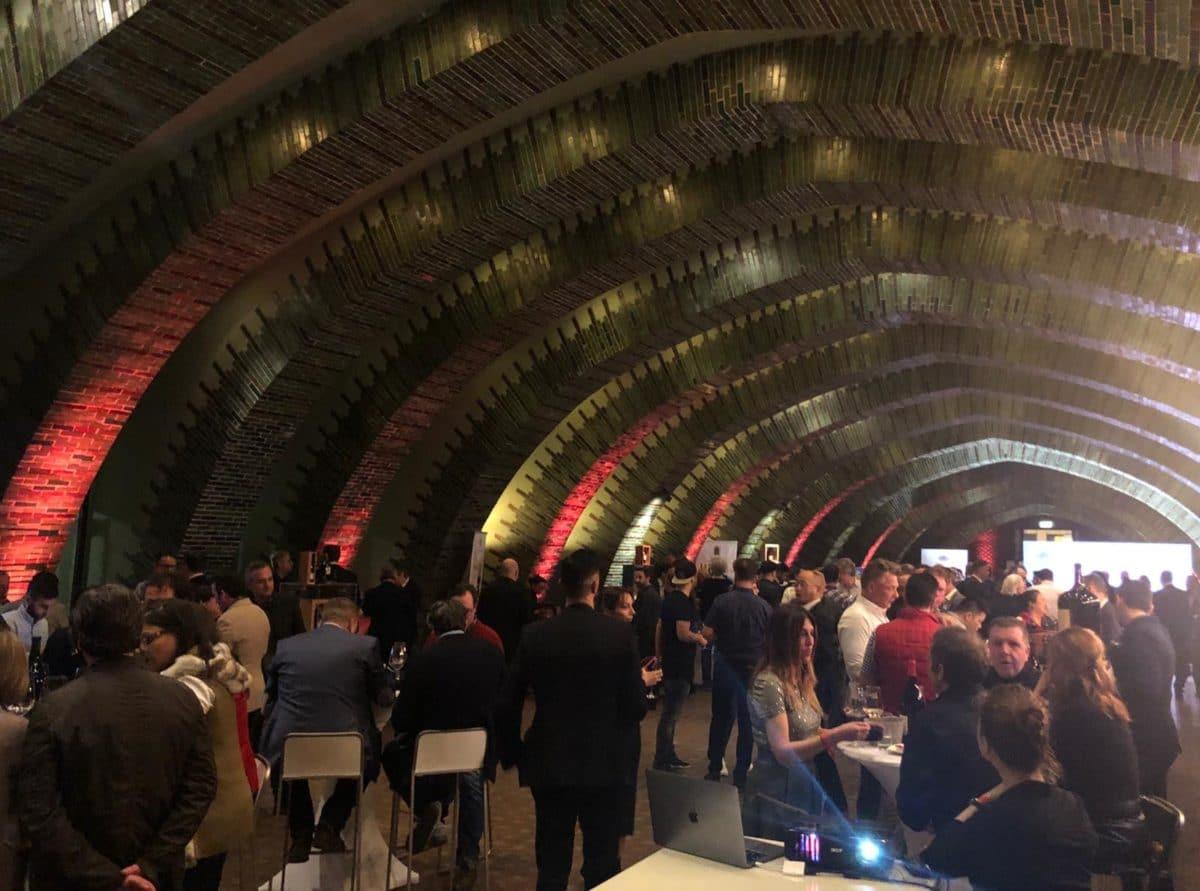 La cocina de La Vieja Bodega y los vinos de Sierra Cantabria vuelven a fundirse en ProWein 4