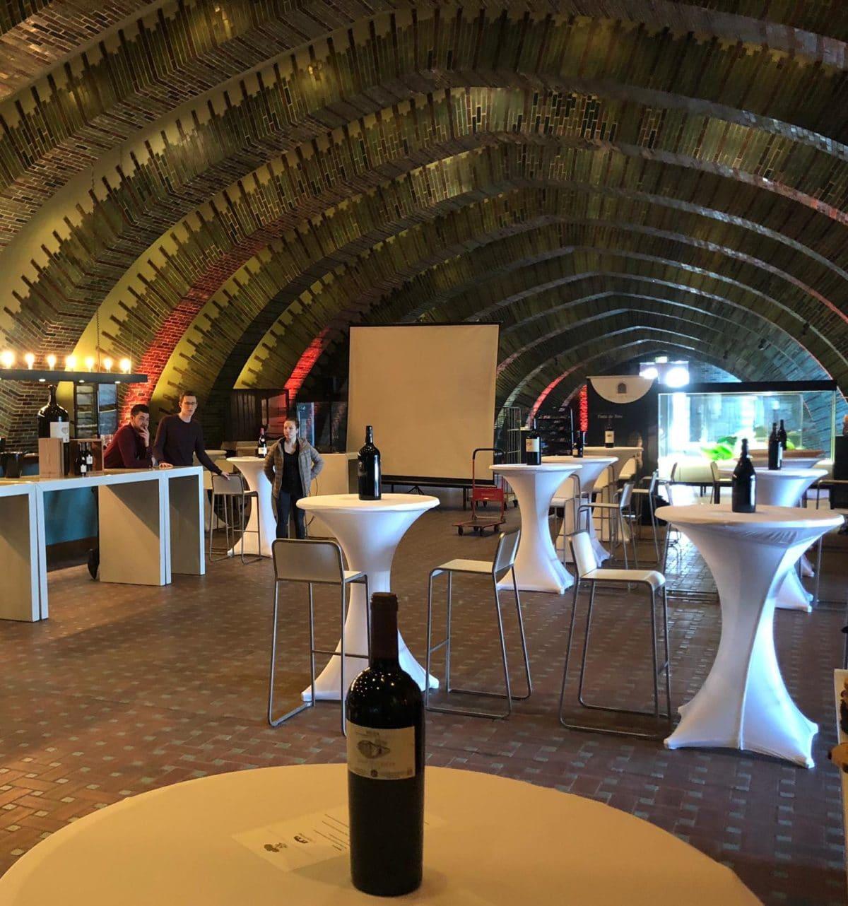 La cocina de La Vieja Bodega y los vinos de Sierra Cantabria vuelven a fundirse en ProWein 8