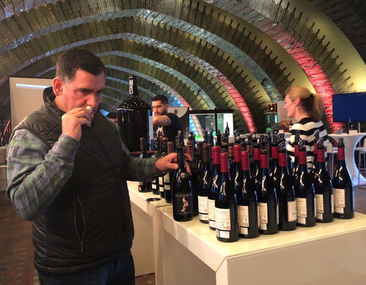La cocina de La Vieja Bodega y los vinos de Sierra Cantabria vuelven a fundirse en ProWein 9