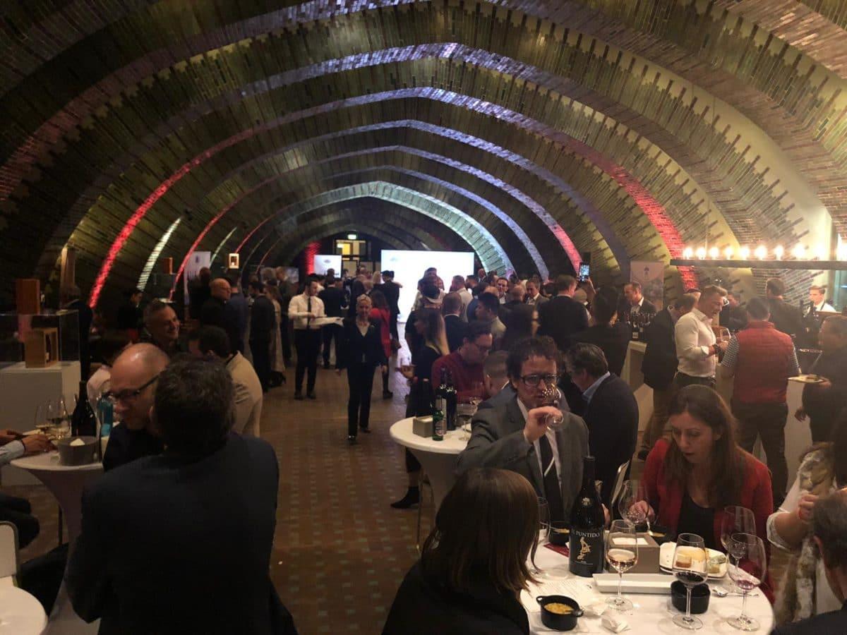 La cocina de La Vieja Bodega y los vinos de Sierra Cantabria vuelven a fundirse en ProWein 15