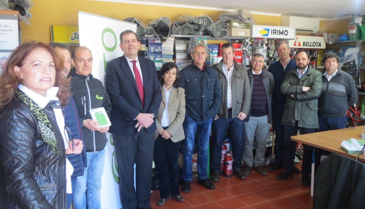 La Cooperativa Garu recibe el premio SIGFITO por su difusión de buenas prácticas ambientales 1