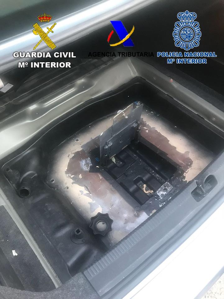 La operación 'Piparrak-Príncipe' desmantela el mayor laboratorio de 'speed' de España 6